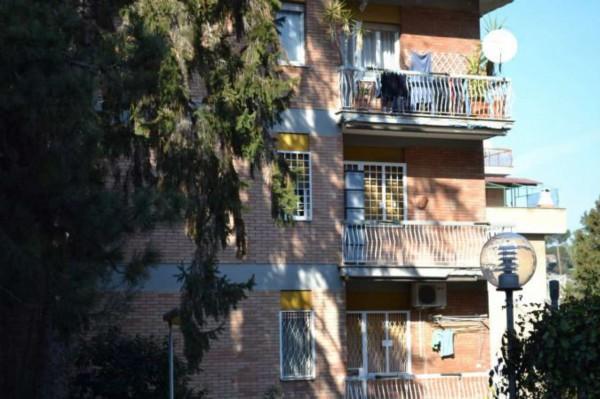 Appartamento in vendita a Roma, Ottavia, Con giardino, 125 mq