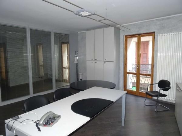 Ufficio in affitto a Mondovì, Breo, 50 mq