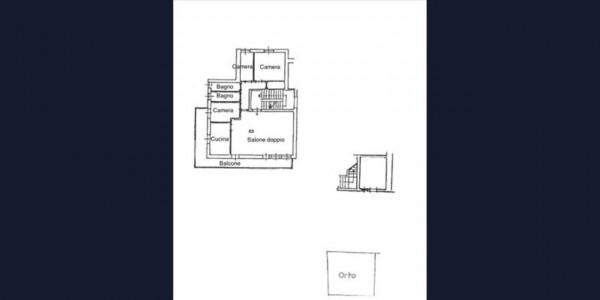 Appartamento in vendita a Siena, Con giardino, 148 mq - Foto 2