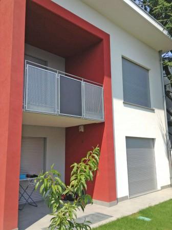 Appartamento in vendita a Casirate d'Adda, Con giardino, 117 mq - Foto 8