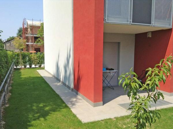 Appartamento in vendita a Casirate d'Adda, Con giardino, 117 mq - Foto 9