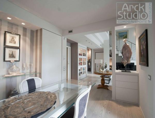 Appartamento in vendita a Casirate d'Adda, Con giardino, 117 mq - Foto 2