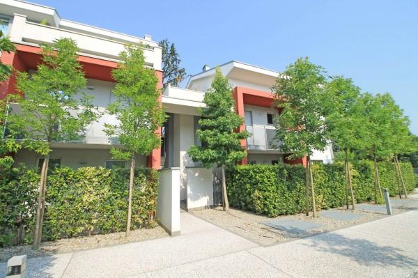 Appartamento in vendita a Casirate d'Adda, Con giardino, 117 mq - Foto 6