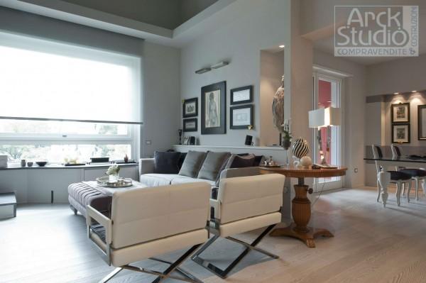 Appartamento in vendita a Casirate d'Adda, Con giardino, 117 mq - Foto 3