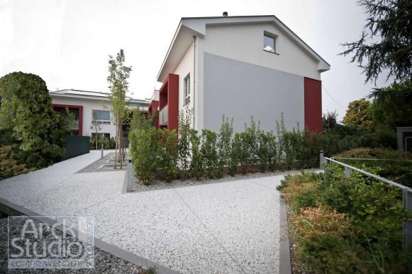 Appartamento in vendita a Casirate d'Adda, Con giardino, 138 mq - Foto 6