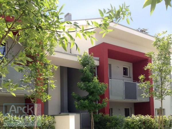 Appartamento in vendita a Casirate d'Adda, Con giardino, 138 mq - Foto 5