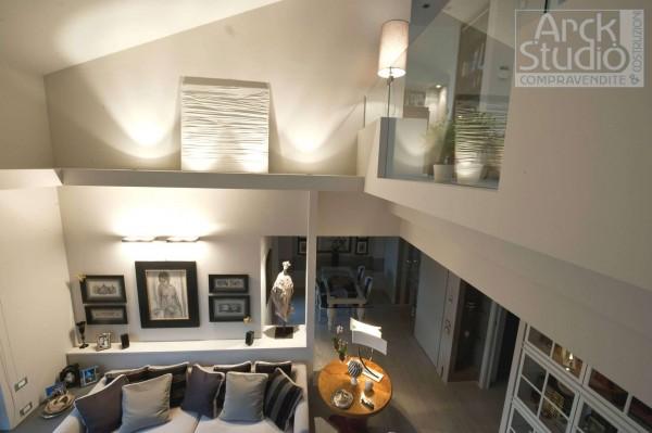 Appartamento in vendita a Casirate d'Adda, Con giardino, 138 mq - Foto 3