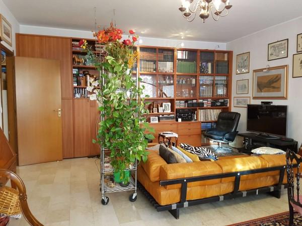 Appartamento in vendita a Varese, Masnago, Con giardino, 160 mq - Foto 41