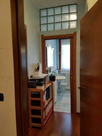 Appartamento in vendita a Varese, Masnago, Con giardino, 160 mq - Foto 71