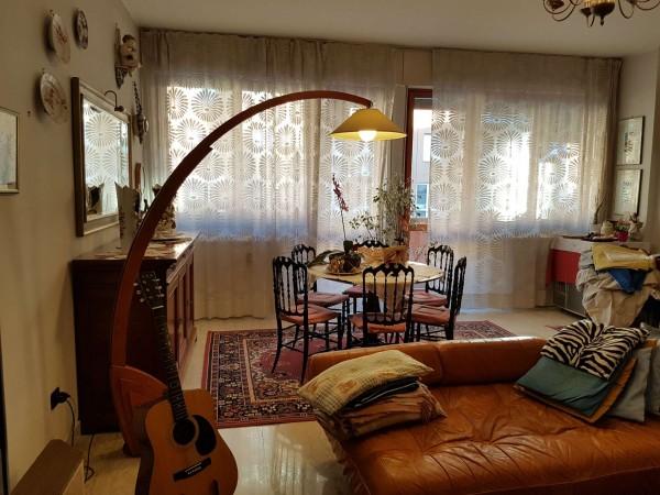 Appartamento in vendita a Varese, Masnago, Con giardino, 160 mq - Foto 75