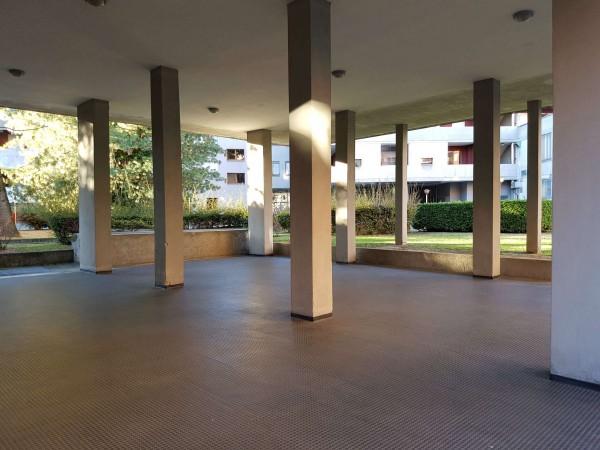 Appartamento in vendita a Varese, Masnago, Con giardino, 160 mq - Foto 56