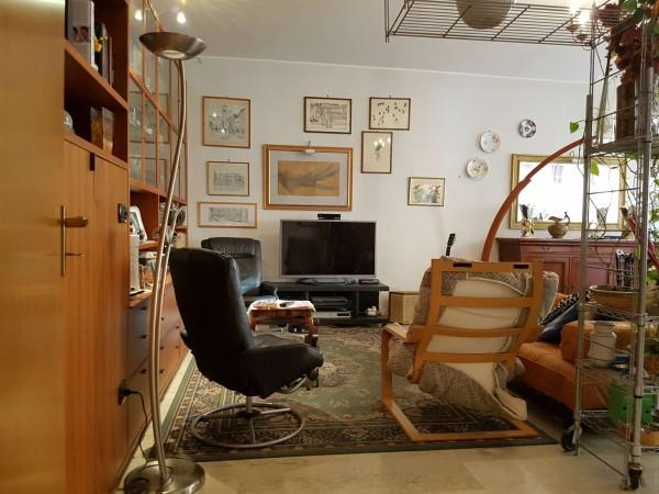 Appartamento in vendita a Varese, Masnago, Con giardino, 160 mq - Foto 43
