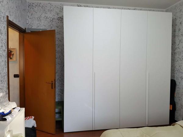 Appartamento in vendita a Varese, Masnago, Con giardino, 160 mq - Foto 59
