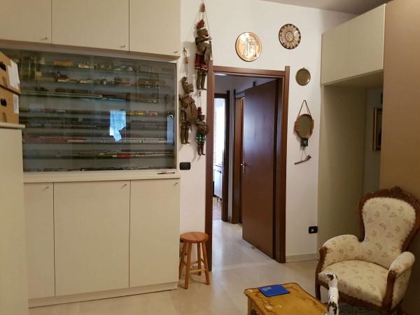 Appartamento in vendita a Varese, Masnago, Con giardino, 160 mq - Foto 61
