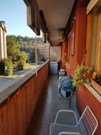 Appartamento in vendita a Varese, Masnago, Con giardino, 160 mq - Foto 58