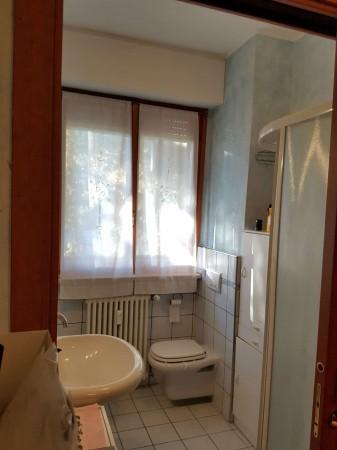 Appartamento in vendita a Varese, Masnago, Con giardino, 160 mq - Foto 70