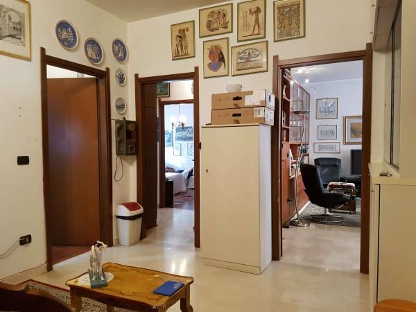 Appartamento in vendita a Varese, Masnago, Con giardino, 160 mq - Foto 72