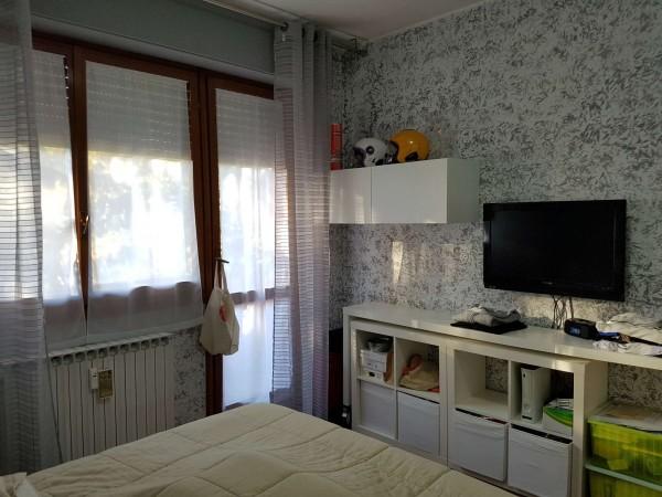Appartamento in vendita a Varese, Masnago, Con giardino, 160 mq - Foto 51