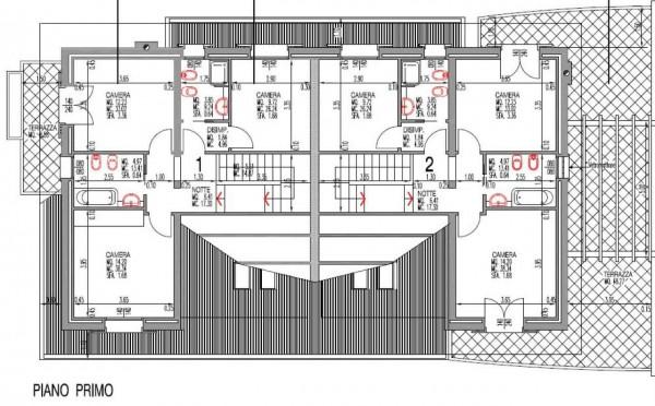 Appartamento in vendita a Albignasego, Sant'agostino, Con giardino, 160 mq - Foto 3