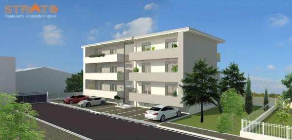 Appartamento in vendita a Padova, Con giardino, 85 mq - Foto 9