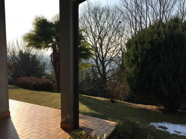 Villa in vendita a Besozzo, Alta, Arredato, con giardino, 230 mq - Foto 16