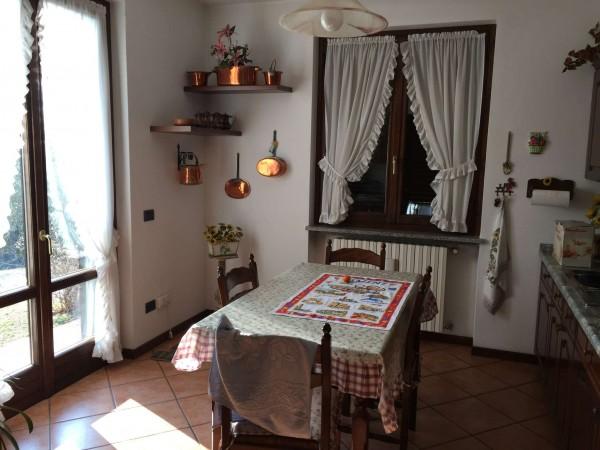 Villa in vendita a Besozzo, Alta, Arredato, con giardino, 230 mq - Foto 18