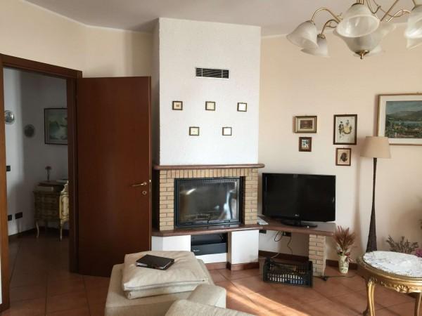 Villa in vendita a Besozzo, Alta, Arredato, con giardino, 230 mq - Foto 21