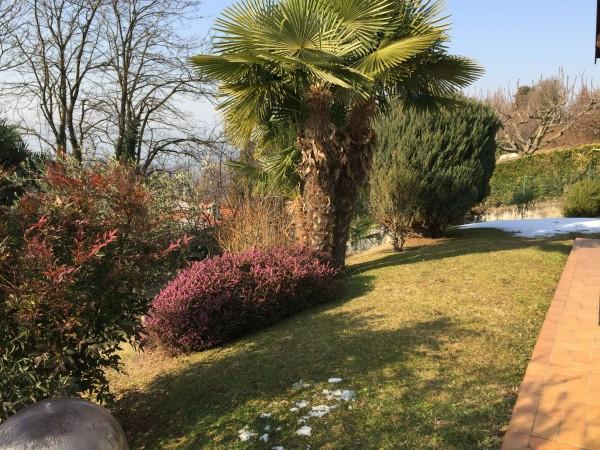 Villa in vendita a Besozzo, Alta, Arredato, con giardino, 230 mq - Foto 15