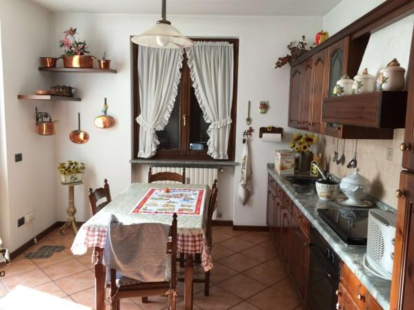 Villa in vendita a Besozzo, Alta, Arredato, con giardino, 230 mq - Foto 19