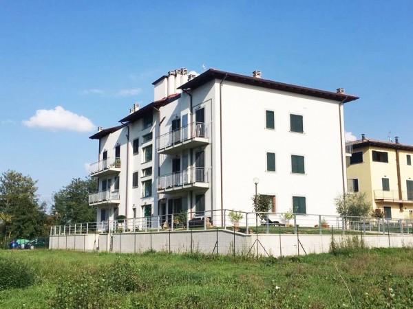 Appartamento in vendita a Città di Castello, Trestina, Con giardino, 90 mq - Foto 2