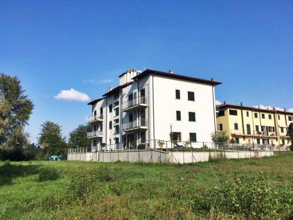 Appartamento in vendita a Città di Castello, Trestina, Con giardino, 90 mq - Foto 3