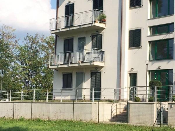 Appartamento in vendita a Città di Castello, Trestina, Con giardino, 90 mq - Foto 7
