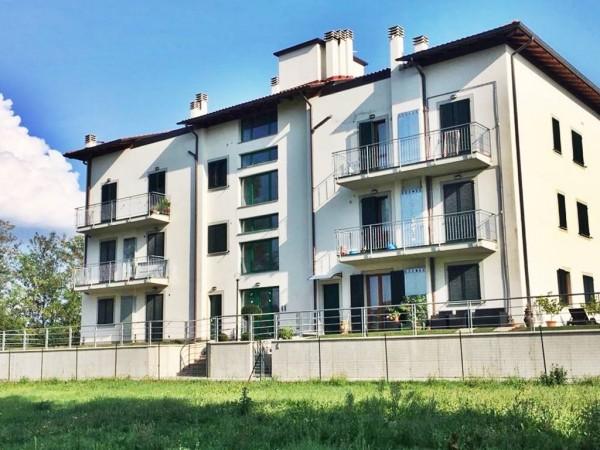 Appartamento in vendita a Città di Castello, Trestina, Con giardino, 90 mq