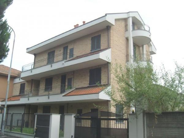 Appartamento in vendita a Desio, Parco, Con giardino, 134 mq