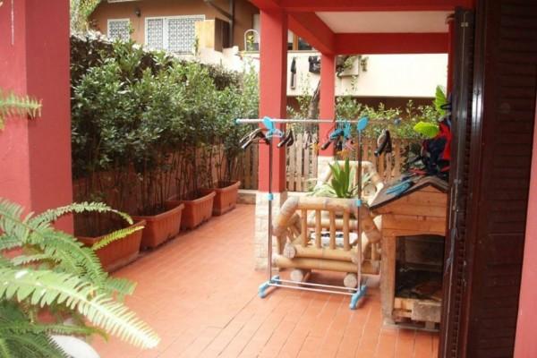 Appartamento in vendita a Roma, Boccea- Montespaccato, Con giardino, 75 mq