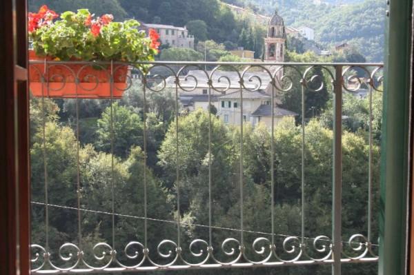 Villetta a schiera in vendita a Avegno, Con giardino, 210 mq - Foto 4