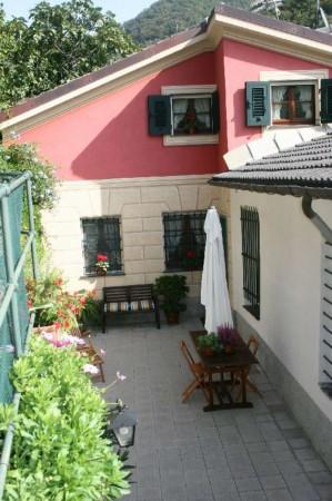 Villetta a schiera in vendita a Avegno, Con giardino, 210 mq - Foto 34