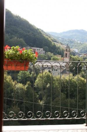 Villetta a schiera in vendita a Avegno, Con giardino, 210 mq - Foto 3