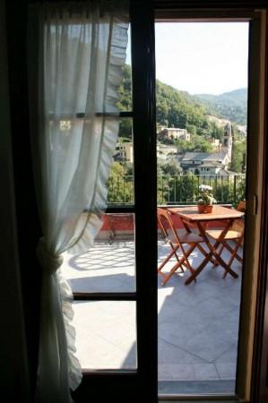 Villetta a schiera in vendita a Avegno, Con giardino, 210 mq - Foto 8