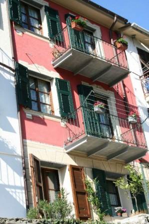 Villetta a schiera in vendita a Avegno, Con giardino, 210 mq - Foto 36