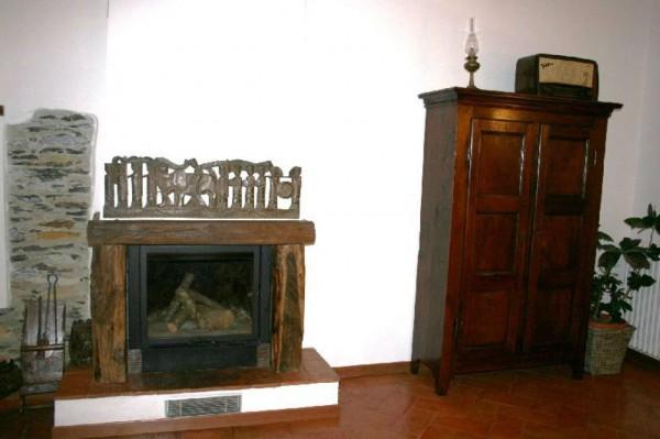 Villetta a schiera in vendita a Avegno, Con giardino, 210 mq - Foto 17