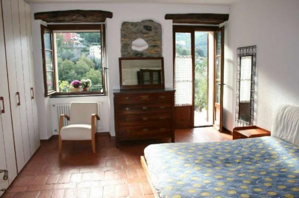 Villetta a schiera in vendita a Avegno, Con giardino, 210 mq - Foto 29