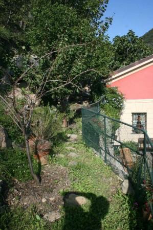 Villetta a schiera in vendita a Avegno, Con giardino, 210 mq - Foto 30