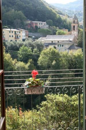 Villetta a schiera in vendita a Avegno, Con giardino, 210 mq - Foto 5