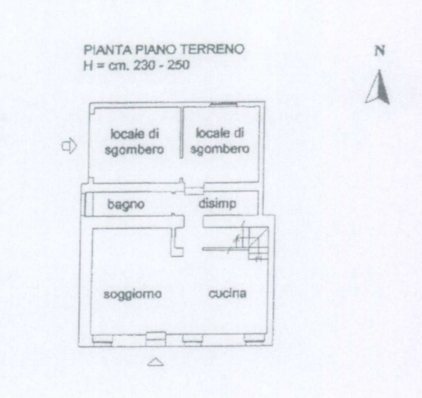 Casa indipendente in vendita a Asti, Sud, 120 mq - Foto 3