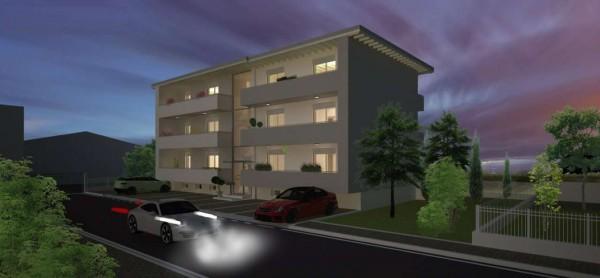 Appartamento in vendita a Padova, Voltabarozzo, Con giardino, 100 mq - Foto 5