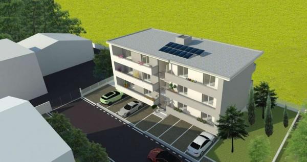 Appartamento in vendita a Padova, Voltabarozzo, Con giardino, 100 mq - Foto 7