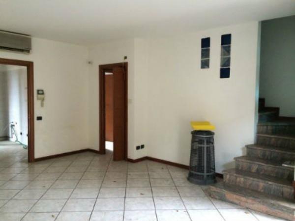 Villa in vendita a Paderno Dugnano, Confine Cusano Milanino, 170 mq - Foto 12