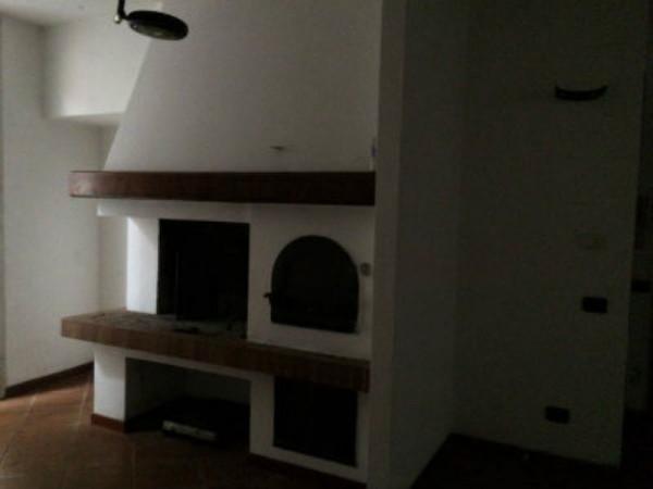 Villa in vendita a Paderno Dugnano, Confine Cusano Milanino, 170 mq - Foto 3