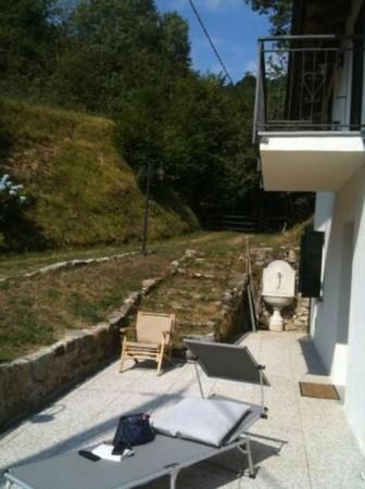 Villa in vendita a Borzonasca, Acero, Arredato, con giardino, 170 mq - Foto 20